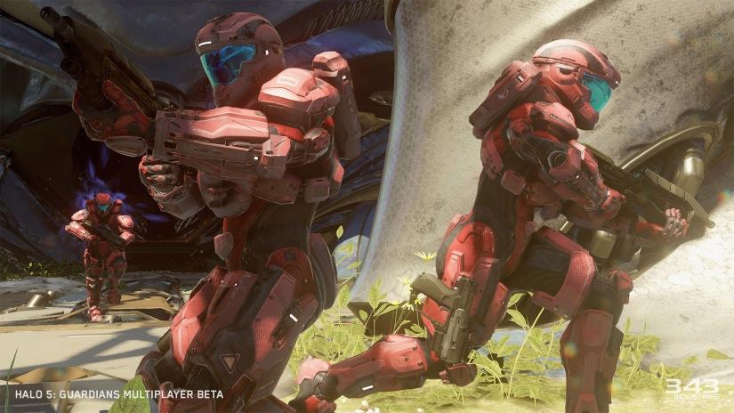 Halo 5: Moving Backwards To GoForward
