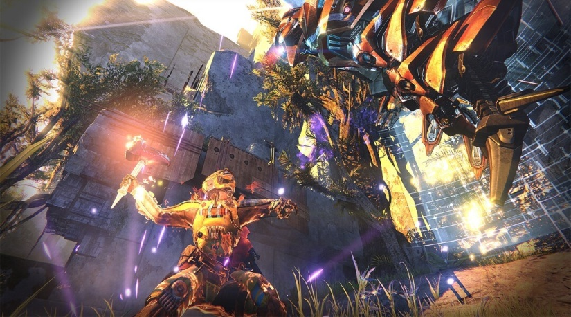 Destiny: The Taken King Review:Upgraded