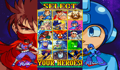 Top 5 Character Select Screens In Fighting Games Play