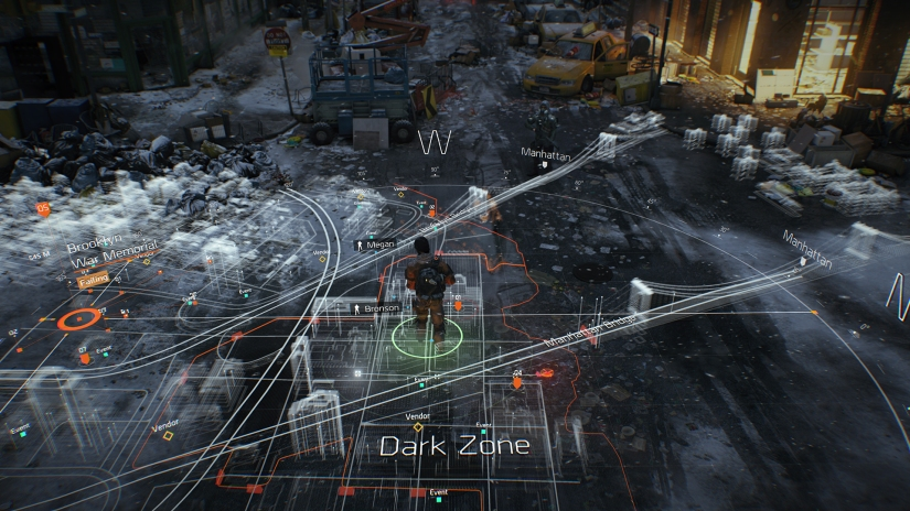 The Division Beta: RealThoughts