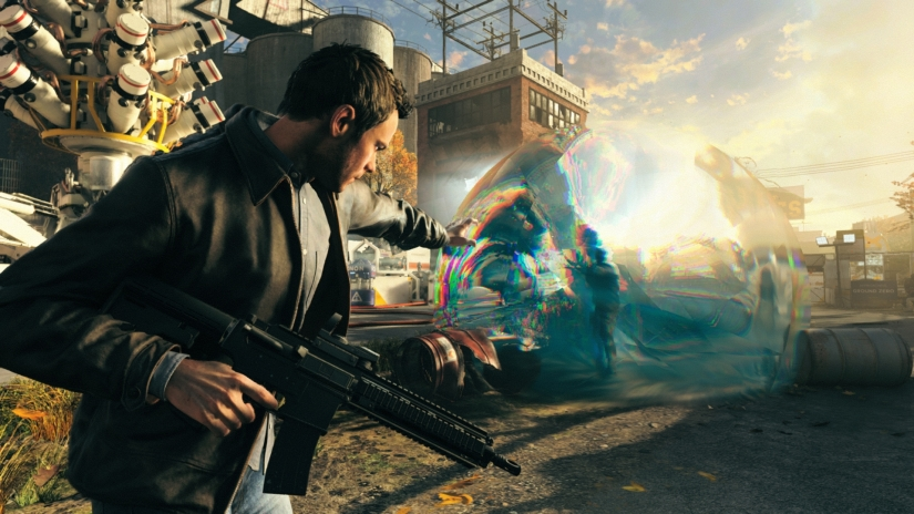 Quantum Break Review: Traveling