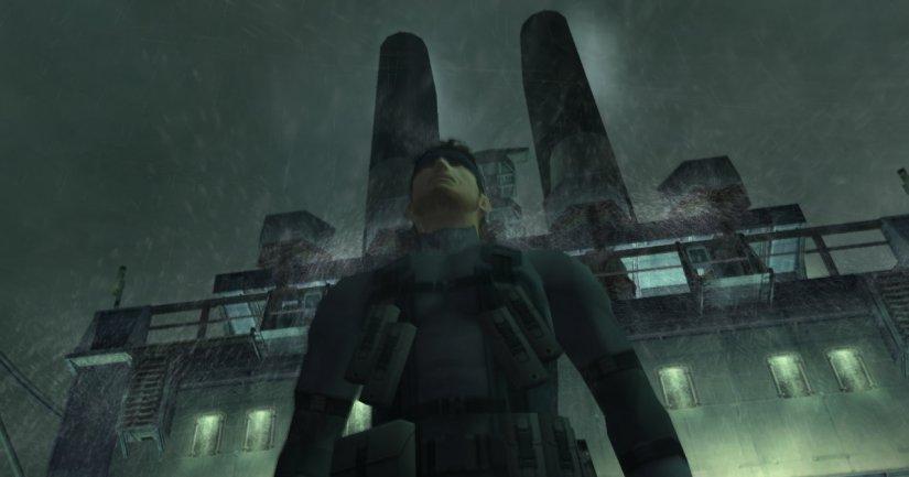 The Top 5 Metal GearGames