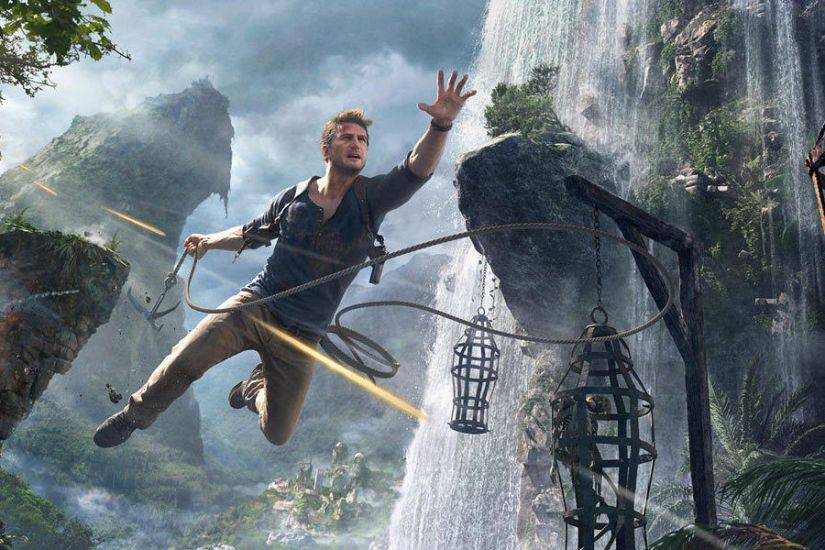 Uncharted 4: A Thief's End Review: BigAction