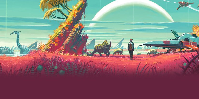 No Man's Sky Review: Familiar Worlds