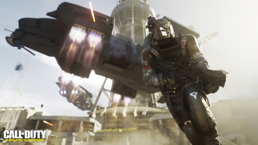 Call of Duty: Infinite Warfare Review: The Next Frontier