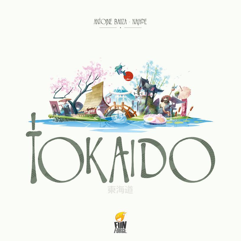 Tabletop Review: Tokaido
