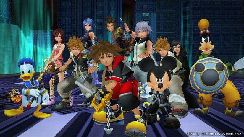 Kingdom Hearts HD 2.8 Video Review: AtLast