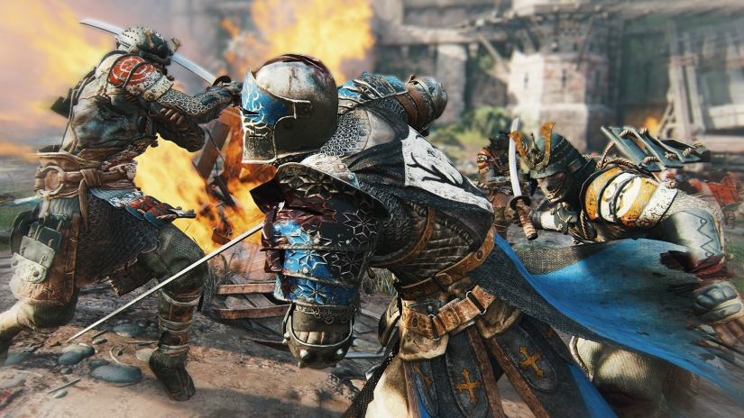 For Honor Review: Clash of TheFactions