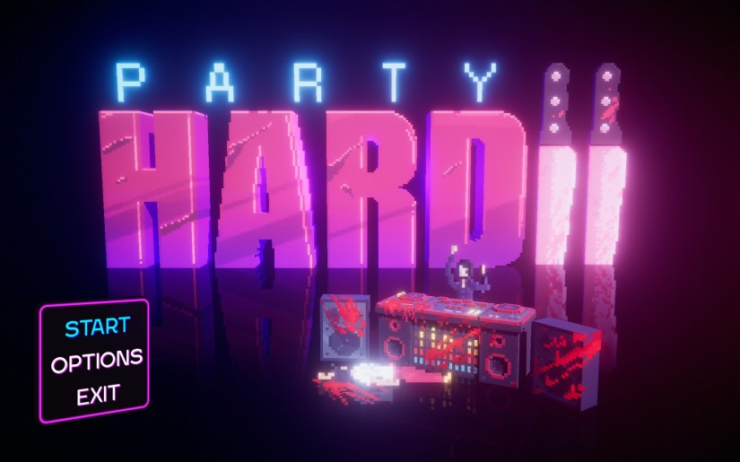 Party Hard 2: Alpha 1Preview
