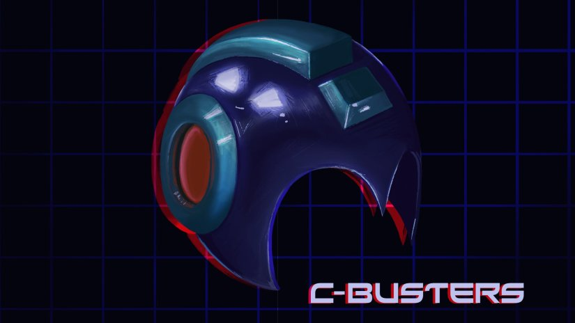 """Project """"C-Busters"""" is A Heavy Metal Tribute to MegaMan"""