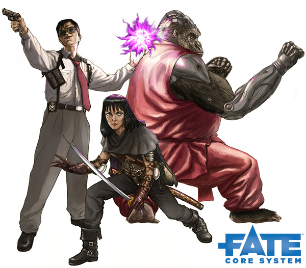 Fate: Core SystemReview