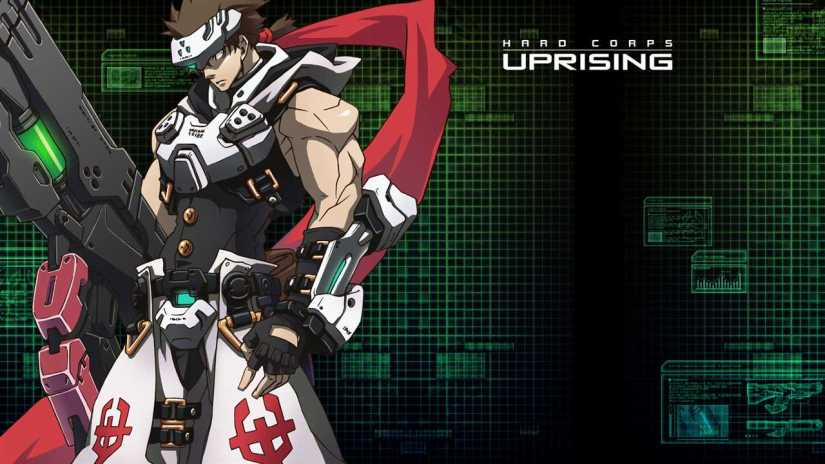 Switch Request: Hard Corps: Uprising