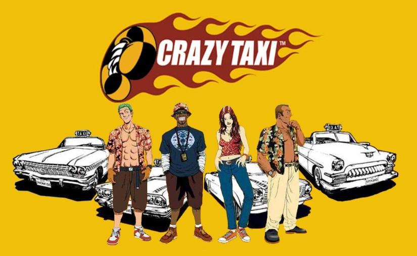 Crazy Taxi RetroReview