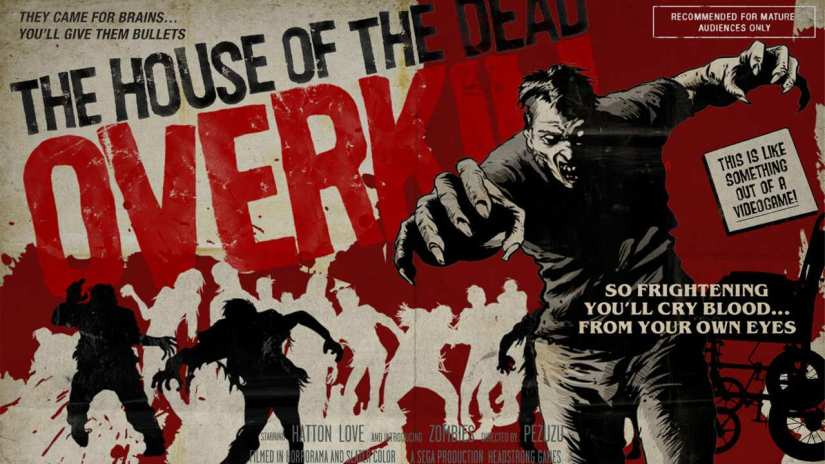 Nintendo Switch Request: House of The Dead: Overkill