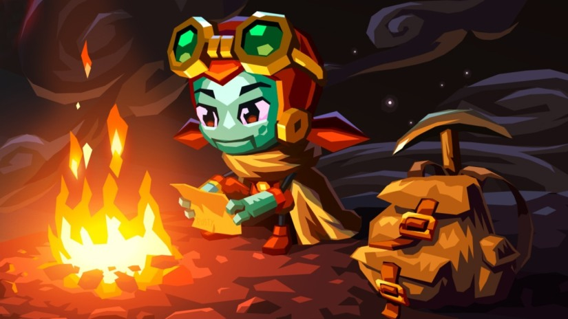 SteamWorld Dig 2 Review: Hollow Fun