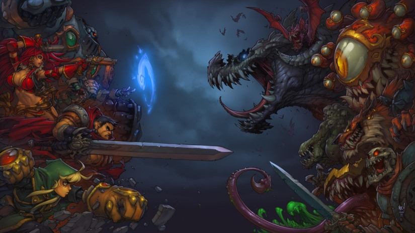 Battle Chasers: Nightwar Review: An ArtsyExperience