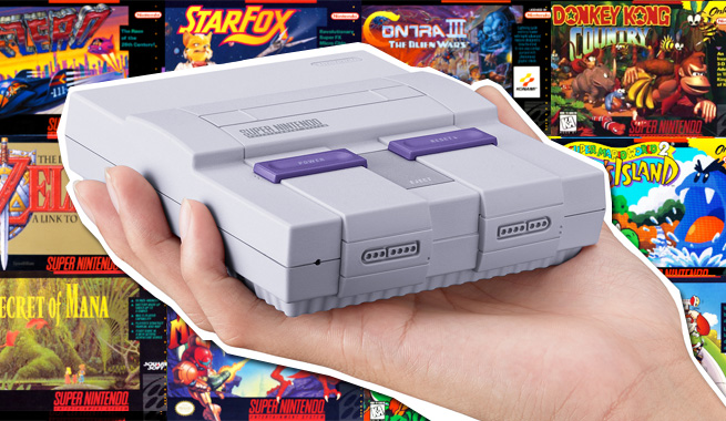 SNES Classic Review: Pure JoyPreserved