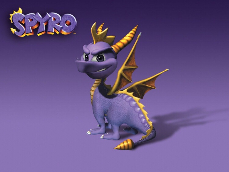 Spyro is Back!!