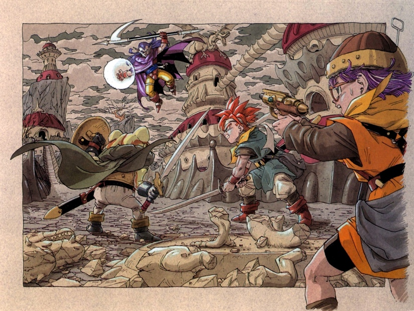 The Timeless RPG Chrono Trigger is OUT NOW on STEAM