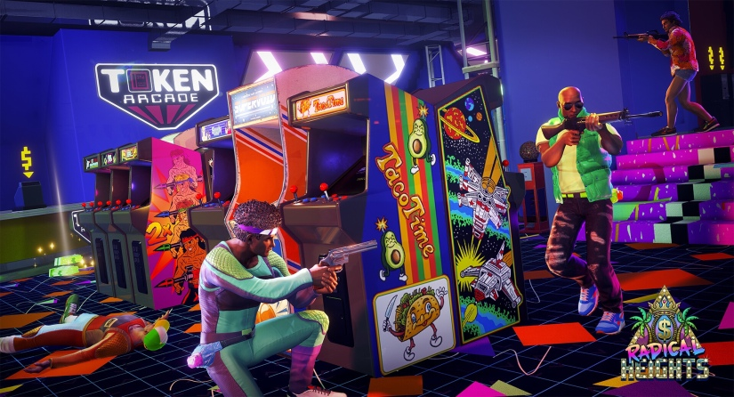 Radical Heights Reveal Trailer