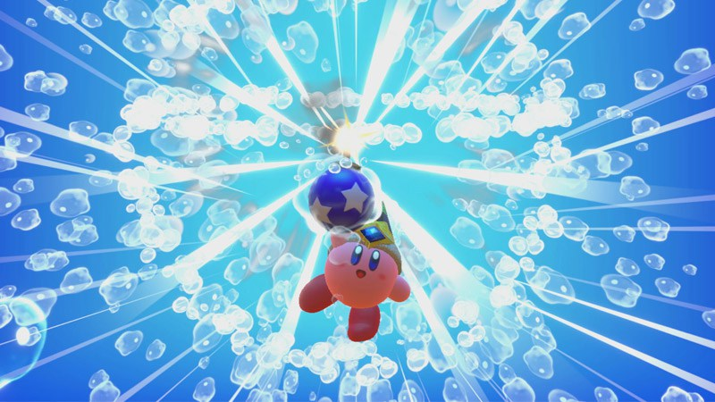 Kirby: Star Allies Review: Straight Puffin'