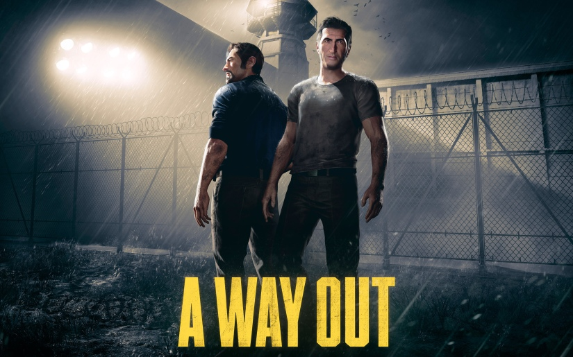 A Way Out Review: Busting Loose