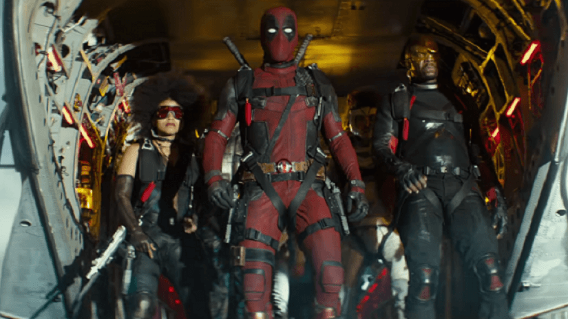 Deadpool 2 Podcast Review