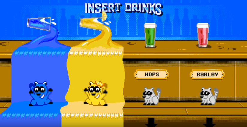 Tipsy Raccoons Is OutNow