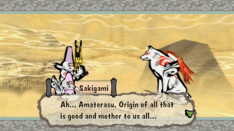 okami-hd-switch-white-wolf-talking-to-monkey-god